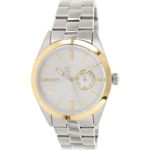Dkny Men's NY1531 Silver Stainless-Steel Analog Quartz Watch