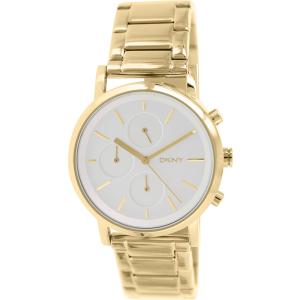 Dkny Women's Soho NY2274 Gold Stainless-Steel Quartz Watch