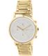 Dkny Women's Soho NY2274 Gold Stainless-Steel Quartz Watch - Main Image Swatch