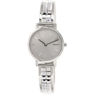 Dkny Women's Soho NY2277 Silver Stainless-Steel Quartz Watch