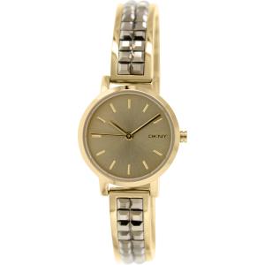 Dkny Women's Soho NY2278 Gold Stainless-Steel Quartz Watch