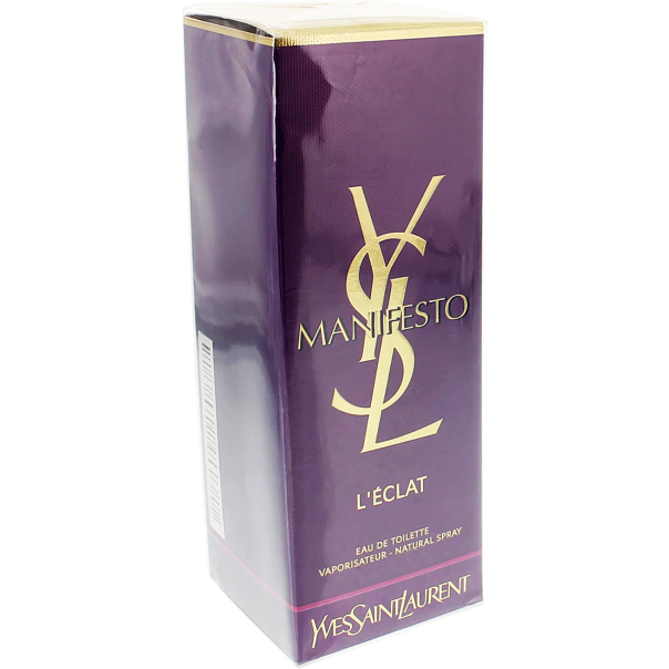 yves saint laurent manifesto women 39 s edt eau de toilette. Black Bedroom Furniture Sets. Home Design Ideas