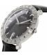 Bulova Men's Accutron II 96B205 Black Leather Quartz Watch - Side Image Swatch