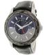 Gucci Men's G-Timeless YA126212 Black Leather Swiss Quartz Watch - Main Image Swatch