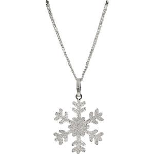 Exotic Identity Women's Trinity Pendant Necklace