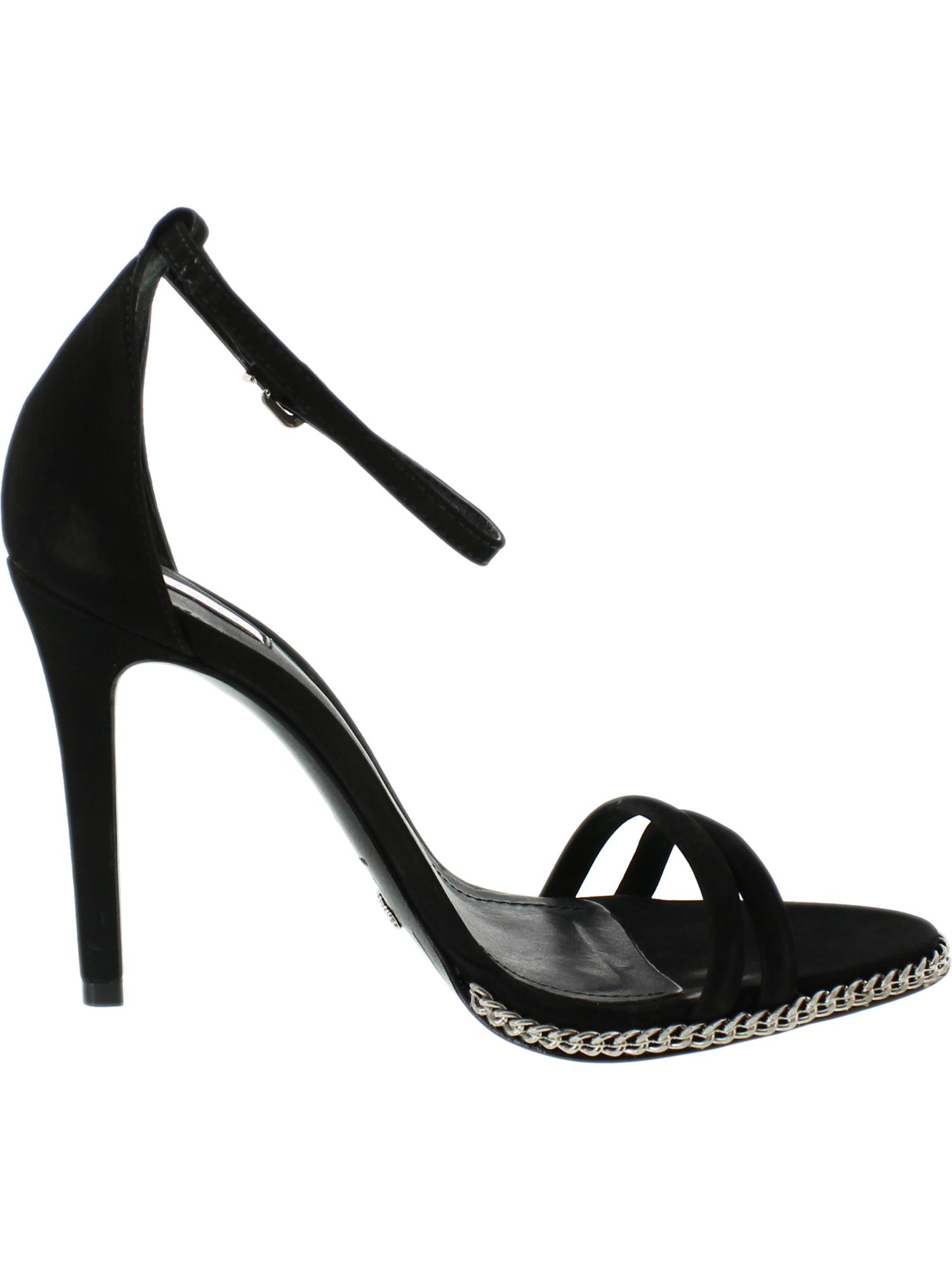 Schutz Femme Femme Femme panteria Cheville-Haute Daim Sandale 44d6eb