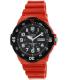 Casio Men's Core MRW200HC-4BV Red Plastic Quartz Watch - Main Image Swatch