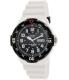 Casio Men's Core MRW200HC-7BV White Rubber Quartz Watch - Main Image Swatch