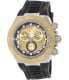 Invicta Men's Subaqua 15577 Black Rubber Swiss Chronograph Watch - Main Image Swatch