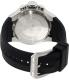 Invicta Men's I-Force 16923 Black Silicone Analog Quartz Watch - Back Image Swatch