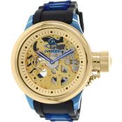 Invicta Men's Russian Diver 17269 Black Rubber Automatic Watch