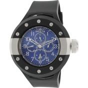 Invicta Men's S1 Rally 17390 Black Silicone Analog Quartz Watch