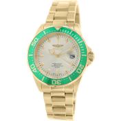 Invicta Men's Pro Diver 17568 Gold Stainless-Steel Quartz Watch