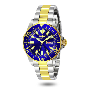 Invicta Men's Pro Diver 7046 Silver Stainless-Steel Automatic Watch