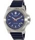 Victorinox Swiss Army Men's Inox 241688.1 Blue Rubber Swiss Quartz Watch - Main Image Swatch