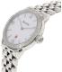 Bulova Men's Diamond Gallery 96R183 Silver Stainless-Steel Quartz Watch - Side Image Swatch