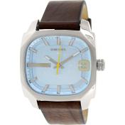 Diesel Men's Shifter DZ1654 Brown Leather Quartz Watch