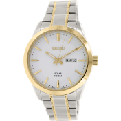 Seiko Men's SNE364 Silver Stainless-Steel Quartz Watch