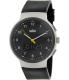 Braun Men's BN0159SLBKBKG Black Rubber Analog Quartz Watch - Main Image Swatch