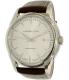 Hamilton Men's Jazzmaster H32715551 Brown Leather Swiss Quartz Watch - Main Image Swatch