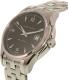 Hamilton Men's Jazzmaster H32515135 Silver Stainless-Steel Swiss Quartz Watch - Side Image Swatch