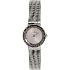 Skagen Women's Leonora SKW2184 Silver Stainless-Steel Quartz Watch