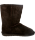 Bearpaw Women's Emma Short Ankle-High Suede Boot - Side Image Swatch