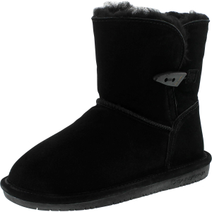 Bearpaw Girl's Abigail Youth Ankle-High Suede Boot