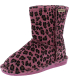 Bearpaw Girl's Emma Youth High-Top Suede Boot - Main Image Swatch