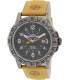 Timex Men's Expedition T49991 Brown Leather Analog Quartz Watch - Main Image Swatch