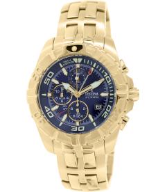 Festina Men's F16119/2 Gold Stainless-Steel Quartz Watch