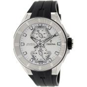Festina Men's F16611/1 Black Rubber Analog Quartz Watch