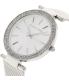 Michael Kors Women's Darci MK3367 Silver Stainless-Steel Quartz Watch - Side Image Swatch