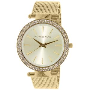 Michael Kors Women's Darci MK3368 Gold Stainless-Steel Quartz Watch