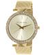 Michael Kors Women's Darci MK3368 Gold Stainless-Steel Quartz Watch - Main Image Swatch