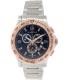 Nautica Men's Nst 600 NAD22503G Silver Stainless-Steel Quartz Watch - Main Image Swatch