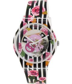 Swatch Women's Originals SUOW110 Multi Silicone Swiss Quartz Watch