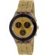 Swatch Men's Irony SVCM4010AG Gold Plastic Swiss Quartz Watch - Main Image Swatch
