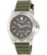 Victorinox Swiss Army Men's I.N.O.X. 241683.1 Green Rubber Swiss Quartz Watch - Main Image Swatch