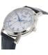 Citizen Men's Eco-Drive AO9000-06B Black Leather Quartz Watch - Side Image Swatch