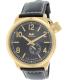 Vestal Men's Canteen CTN3L13 Black Leather Quartz Watch - Main Image Swatch