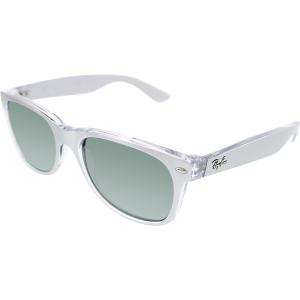 Ray-Ban Men's Wayfarer RB2132-614440-55 Grey Wayfarer Sunglasses
