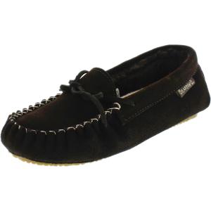 Bearpaw Women's Ashlynn Ankle-High Suede Flat Shoe