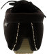 Bearpaw Women's Ashlynn Ankle-High Suede Flat Shoe - Back Image Swatch