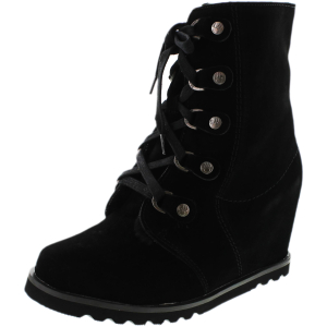 Bearpaw Women's Bonnie Ankle-High Suede Boot