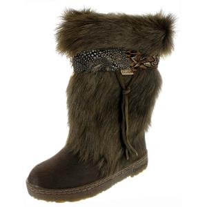 Open Box Bearpaw Women's Kola Ii Boots - 8M