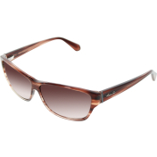 Kenneth Cole Women's  KC7034-60-71 Pink Square Sunglasses