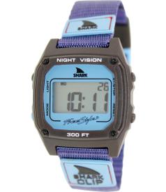 Freestyle Men's Shark 10019183 Purple Nylon Quartz Watch