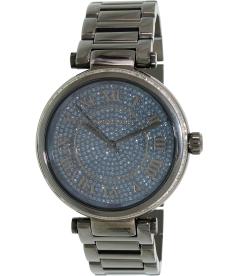 Michael Kors Women's Skylar MK6087 Gunmetal Stainless-Steel Quartz Watch