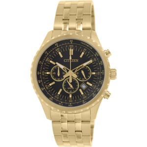 Citizen Men's AN8062-51E Gold Stainless-Steel Quartz Watch